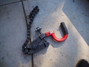 RIDGID Pipe Cutter Ratchet 226 Soil  In-Place Cast Iron Snap Tube Bender Cutter