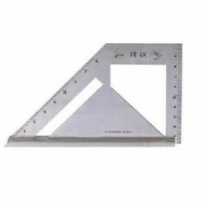 SB Corp MT 4590 Square Meter Angle Protractor Carpenter Tool Stainless $25.00