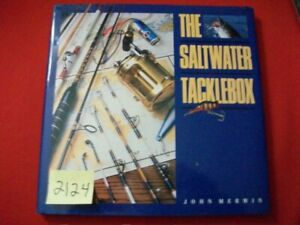 THE SALTWATER TACKLEBOX BY JOHN MERWIN A MUST BOOK FOR THE SALTWATER FISHERMAN