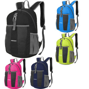 Outdoor Backpack Hiking Bag Camping Travel Waterproof Day Pack Climbing 25L Hot