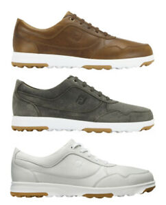 FootJoy FJ Casual Golf Shoes Spikeless Men's New - Choose Color