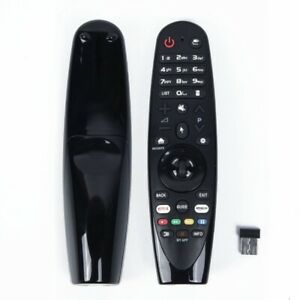 LG AN-MR650A Magic Remote Control with Voice Mate for Select 2017 Smart TV
