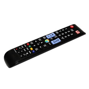 Generic AA59-00638A Smart TV remote Control Universally works with Samsung TVs