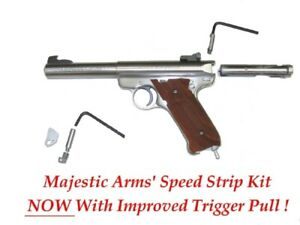 RUGER MARK II I SPEED STRIP KIT mk I II Majestic Arms 2245 mk III bolt hammer