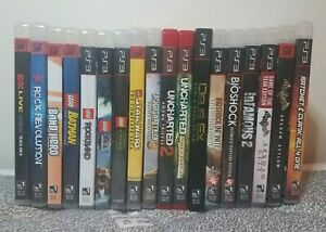Playstation 3 Games For Sale - Pre-owned and Brand New.