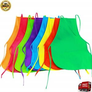 New Durable High Quality Environmentally Friendly Non Woven Material Apron 8 Pcs