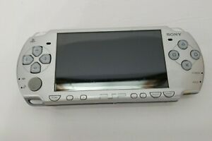 Used Sony PSP Slim 3 Silver Console