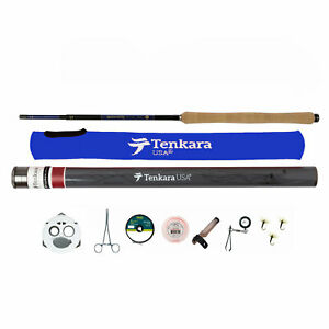 Tenkara USA -Ito Fly Rod & Accessories Kit with Level Line and Line Keeper