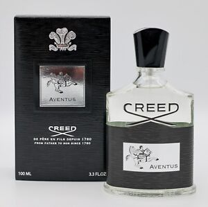 Creed Aventus COLOGNE 100ml 3.3oz Batch 20L01 New Fast Finescents $279.00