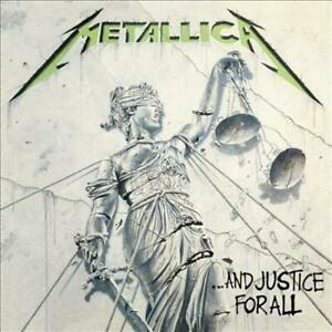 #8230;AND JUSTICE FOR ALL NEW VINYL RECORD $21.97