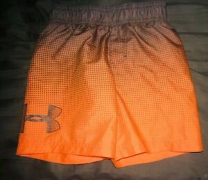 NWOT New WO Tag Toddler Boys Under Armour Swimming Trunks Water Shorts Size 2T