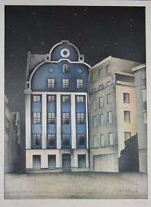 Peter Paul Lithography Original Signed Stockholm Suite $168.87