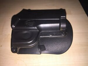 SG-229 Fobus Black Paddle Holster For Smith & Wesson 229, 908V, 6945 Right hand