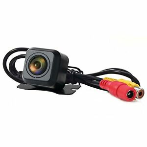 170º Car Rear View Reverse Parking Backup Cam Waterproof Night Vision HD Camera