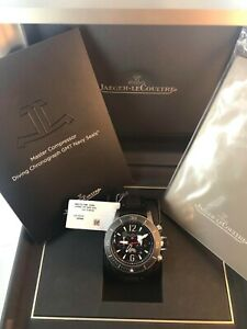 JAEGER-LeCOULTRE MASTER COMP DIVING CHRONO GMT NAVY SEAL BRAND NEW 178 T6 77