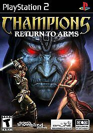 Champions: Return to Arms (Sony PlayStation 2 2005)