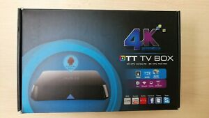 Ott TV Box Ultra HD 4K2K M8 Firmware Android 4.4