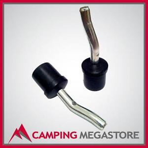 SUPEX CAMPING SUPPLIES S BEND SPIGOT 25MM