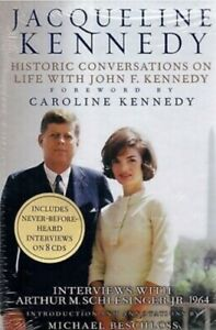 Jacqueline Kennedy: Historic Conversations on Life with John F. Kennedy New!