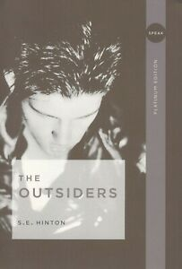 The Outsiders (Paperback - Deckle Edge, 2006) by S. E. Hinton