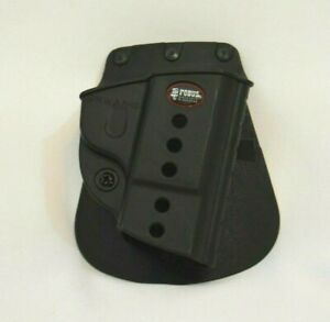 Fobus Paddle Hostler For Smith and Wesson M&P/40 Black (45)