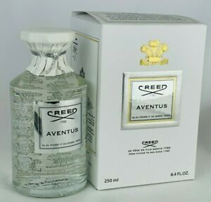 Creed Aventus 250ml  8.4fl oz EDP Batch 19S01 Authentic & Fast from Finescents!