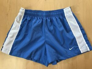 (In 2 Colors) Nike Juniors Girl Athletic Running Shorts Size Large 14 EUC
