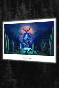 Elder Scrolls Online Wolfhunter Lithograph Limited to 200 ONLY SOLD OUT!!