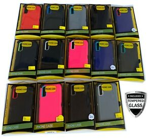 For Samsung Galaxy A50 Case Cover+Screen (Clip Fits Otterbox Defender Series)