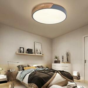 Ceiling Light Dimmable Modern Minimalist LED Round Shaped Flush Mount Ceiling