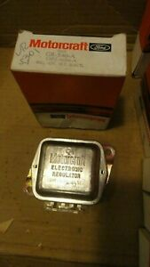 NOS 60s 70s 80s LINCOLN FORD MERCURY PICKUP ALTERNATOR VOLTAGE REGULATOR GR540A