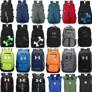New With Tag Under Armour Hustle UA Storm 3.0 Backpack Laptop School Bag Camping