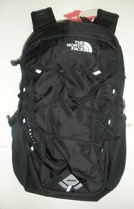 THE NORTH FACE BOREALIS BACKPACK- DAYBACK- MODEL A3KV3- TNF BLACK
