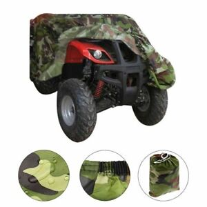 XXL ATV Storage Waterproof Cover Universal ATV Scooter Sportsman Fit up to 800cc $16.89