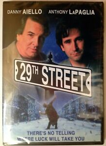 29th Street (DVD 2005) Comedy  USA DVD VERSION  Factory Sealed