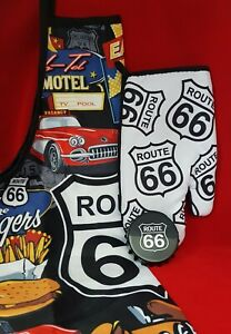 Route 66 Kitchenware