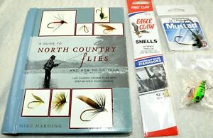 A Guide to North Country Flies How to Tie 140 Classic Spider Fishing Lures MORE
