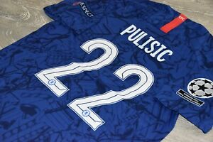 CHELSEA PULISIC CHAMPIONS LEAGUE jersey SIZE S M L or XL