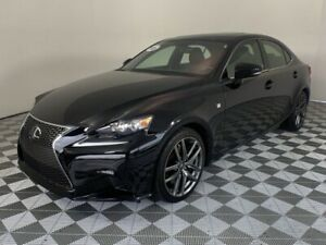 2016 Lexus IS 350 Obsidian Lexus IS 350 with 32816 Miles available now!