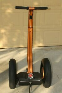 NICE SEGWAY I2 1993 MILES + SEGWAY BAG + GOOD TIRES + GOOD MATTS GOOD BATTERIES