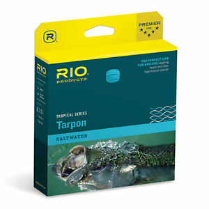 RIO Tarpon Saltwater Tropical Series Floating Fly Line - All Sizes