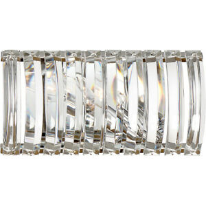 Designers Fountain 90001-CH Allure 1 Light 10 inch Chrome Wall Sconce Wall Light