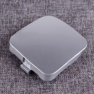 Silver Right Front Bumper Tow Hook Eye Cover Cap Fit For Toyota RAV4 2009 2012 $12.86
