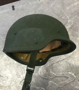UNICOR MILITARY PASGT MADE HELMET K-POT 8470-01-092-7526