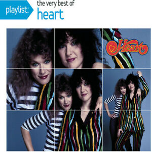 Heart Playlist: Very Best of New CD