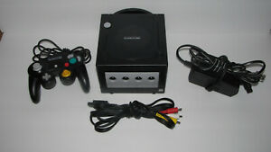 Nintendo Gamecube DOL-101 Console With Controller & Cables