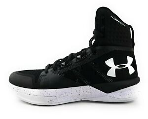 Under Armour Highlight Ace Women's Basketball shoes Black 1290205-010 Size 6.5