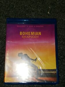 Bohemian Rhapsody (Blu-Ray, DVD, Digital, 2019)