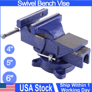 Cross Slide / Swivel Base Drill Press Vise Metal Milling Vice Holder Clamping