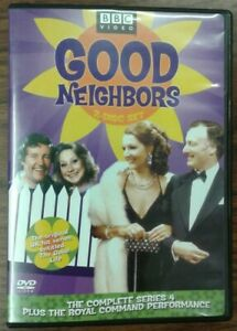 Good Neighbors The Complete Series 4 (DVD 1977-78 2-disc Set) BBC Issued 2006